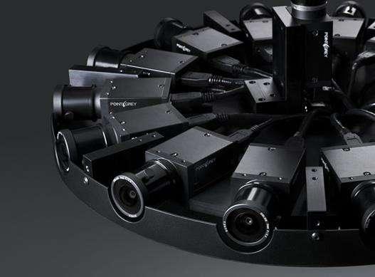 У Facebook представили камеру Surround 360 з кутом огляду 360 градусів