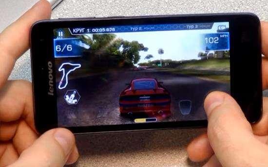 Огляд смартфона Lenovo S660