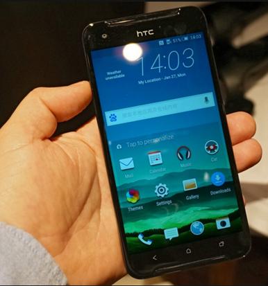 Компанія HTC представила 3 незвичайних смартфона