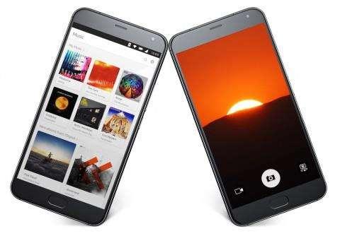 Meizu MX Pro 5 новий смартфон на ubuntu
