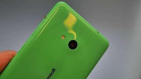 Microsoft Lumia 535 первісток компанії