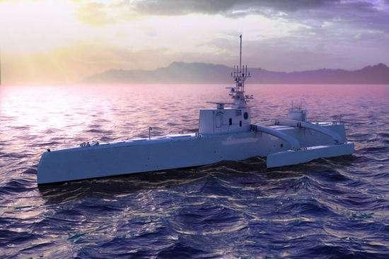 Агентство DARPA завершує розробку військового дрона ACTUV