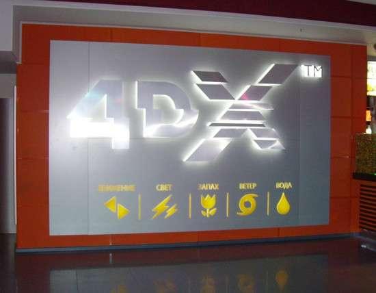 Технологія 4DX прорив у майбутнє чи маркетинговий хід?