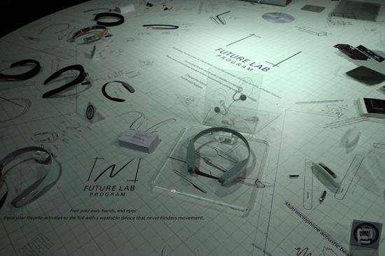 У Sony представили незвичайний гаджет Concept N