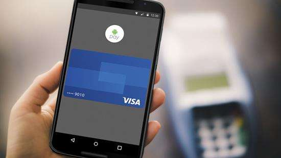 Сервіс Android Pay підкорює нові горизонти