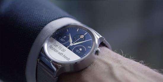 Годинник Huawei Watch стильний гаджет для сильних чоловіків