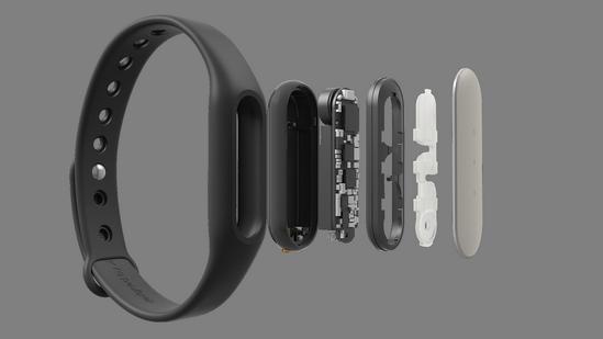 Xiaomi mi Band супутник здорового способу життя
