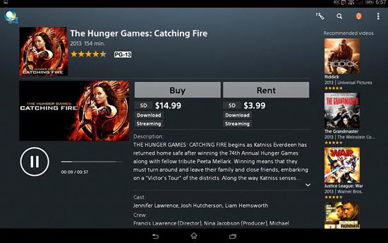 PlayStation Video додаток від Sony вже в Google Play