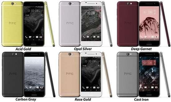 HTC One A9 — спроба компанії повернути свої позиції?