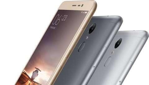 Xiaomi Redmi Note 3 новий флагман компанії?