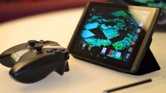 NVIDIA Shield Tablet недорогий ігровий планшет