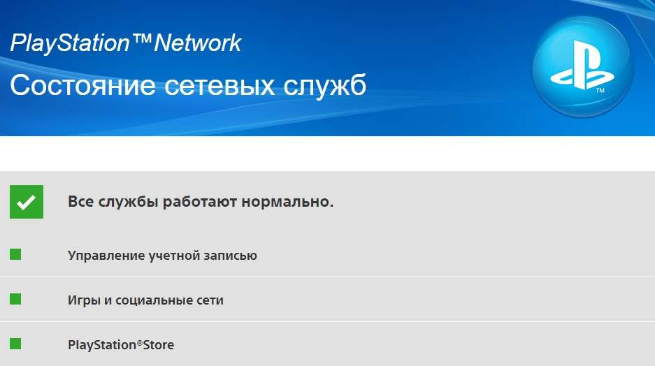 Час зєднання з сервером минув в PSN — що робити
