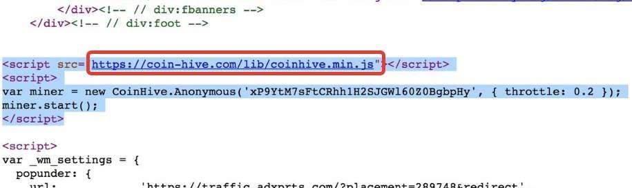Цей сайт намагається використовувати ваш браузер для видобутку кріптовалюти — що це