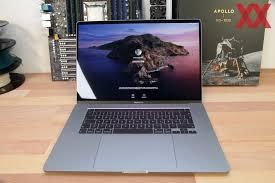 Тест и обзор: 16-дюймовый MacBook Pro - новая клавиатура и ...